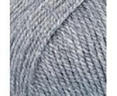 PERU 194 серый меланж
