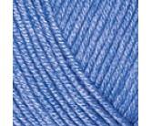 BABY COTTON  YARN ART 447 синий джинсовый