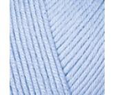 BABY COTTON  YARN ART 450 бледно-голубой