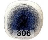 ROSEGARDEN 306 джинсово-серо-белый