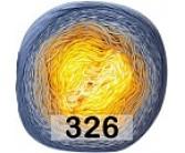 ROSEGARDEN 326 желто-серый